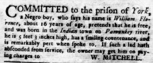 Aug 2 - Virginia Gazette Rind slavery 3