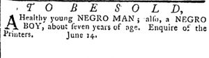 Jul 26 - Pennsylvania Journal slavery 3