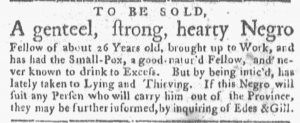 Jul 30 - Boston Gazette slavery 2