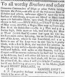 Jul 30 - Boston Gazette slavery 4
