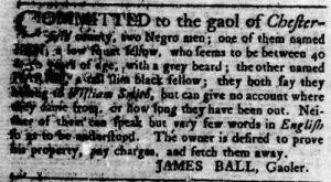 Jun 14 - Virginia Gazette Rind Slavery 2