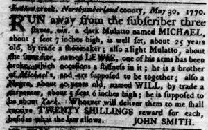 Jun 14 - Virginia Gazette Rind Slavery 4