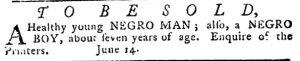 Jun 21 - Pennsylvania Journal Slavery 3