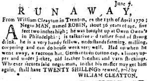 Jun 21 - Pennsylvania Journal Slavery 4