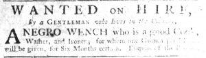 Jun 21 - South-Carolina Gazette Slavery 11
