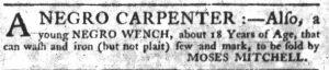 Jun 21 - South-Carolina Gazette Slavery 4