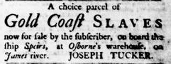 Jun 21 - Virginia Gazette Purdie and Dixon Slavery 2