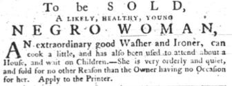 Jun 28 - South-Carolina Gazette slavery 12