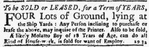 Jun 7 - New-York Journal Slavery 1