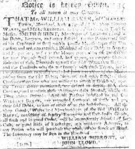 Jun 7 - South Carolina Gazette Slavery 7