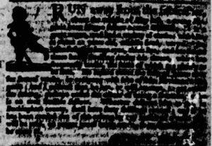 Jun 7 - Virginia Gazette Purdie and Dixon Slavery 7