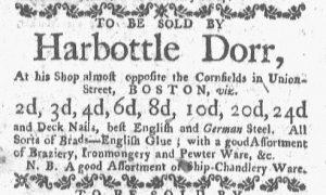 Nov 20 - 11:20:1769 Boston-Gazette