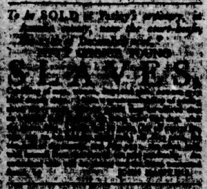 Nov 30 - Virginia Gazette Rind Slavery 2