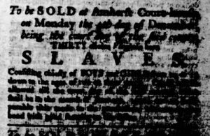 Nov 30 - Virginia Gazette Rind Slavery 3