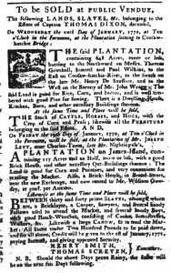 Dec 14 - South-Carolina Gazette Slavery 4