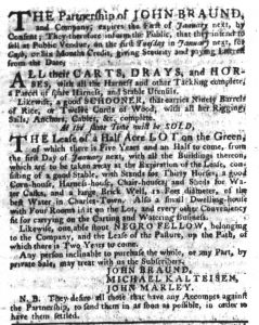 Dec 14 - South-Carolina Gazette Slavery 8