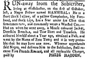 Dec 18 - New-York Gazette and Weekly Mercury Slavery 3