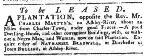 Dec 21 - South-Carolina Gazette Slavery 2