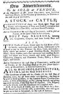 Dec 21 - South-Carolina Gazette Slavery 4