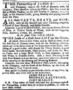 Dec 21 - South-Carolina Gazette Slavery 9