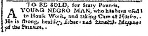 Dec 25 - Pennsylvania Chronicle Slavery 2