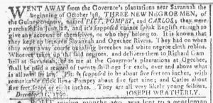 Dec 27 - Georgia Gazette Slavery 6