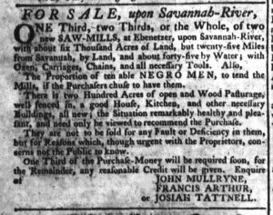 Dec 28 - South-Carolina Gazette Supplement Slavery 6