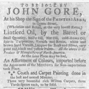 Dec 3 - 11:30:1769 Massachusetts Gazette and Boston Weekly News-Letter