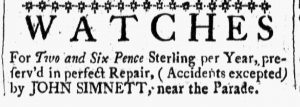 Dec 8 - 12:8:1769 New-Hampshire Gazette