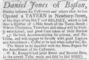 Feb 11 - 2:8:1770 Massachusetts Gazette and Boston Weekly News-Letter