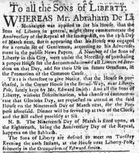 Feb 15 - 2:15:1770 New-York Journal