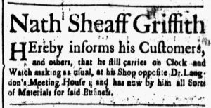 Feb 2 - 2:2:1770 New-Hampshire Gazette