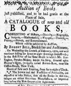 Feb 5 - 2:5:1770 New-York Gazette and Weekly Mercury