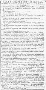 Feb 7 1770 - Georgia Gazette Slavery 8