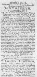 Feb 8 - 2:81770 Massachusetts Gazzette and Boston Weekly News-Letter