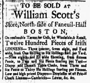 Jan 19 - 1:19:1770 New-Hampshire Gazette