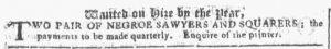 Jan 24 1770 - Georgia Gazette Slavery 5