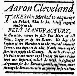Jan 26 - 1:26:1770 New-London Gazette