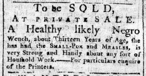 Jan 4 1770 - 1:4:1770 New-York Chronicle