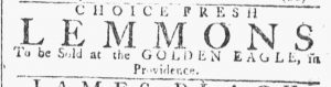 Feb 24 - 2:24:1770 Providence Gazette
