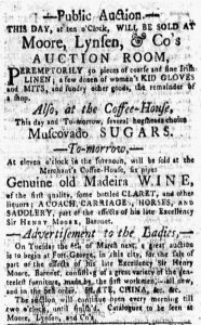 Feb 26 - 2:26:1770 New-York Gazette and Weekly Mercury