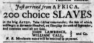 Aug 30 1770 - Virginia Gazette Purdie & Dixon Slavery 2