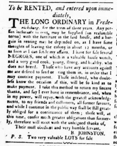 Aug 30 1770 - Virginia Gazette Rind Slavery 10