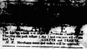 Aug 30 1770 - Virginia Gazette Rind Slavery 7