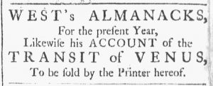 Mar 10 - 3:10:1770 Providence Gazette