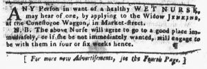 Mar 11 - 3:8:1770 Pennsylvania Gazette