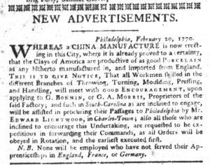 Mar 13 - 3:13:1770 South-Carolina Gazette and Country Journal