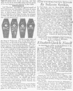 Mar 15 - 3:15:1770 Massachusetts Gazette and Boston Weekly News-Letter