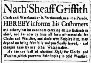 Mar 16 - 3:16:1770 New-Hampshire Gazette