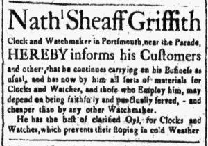 Mar 16 - 3:16:1770 New-Hampshire Gazette